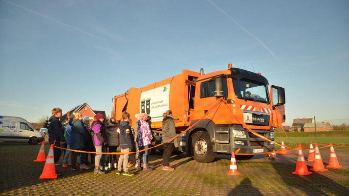 Verkehrstag mit der Firma Karl Meyer AG aus Wischhafen
