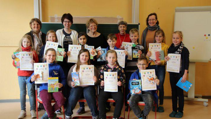 Lesewettbewerb der Grundschulen